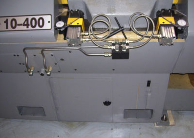 10-400 Flat Die Machine